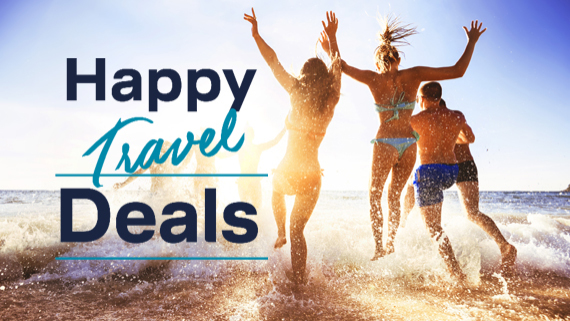 Happy Travel Deals von Lufthansa City Center