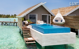 Pool Water Villa LUX* South Ari Atoll